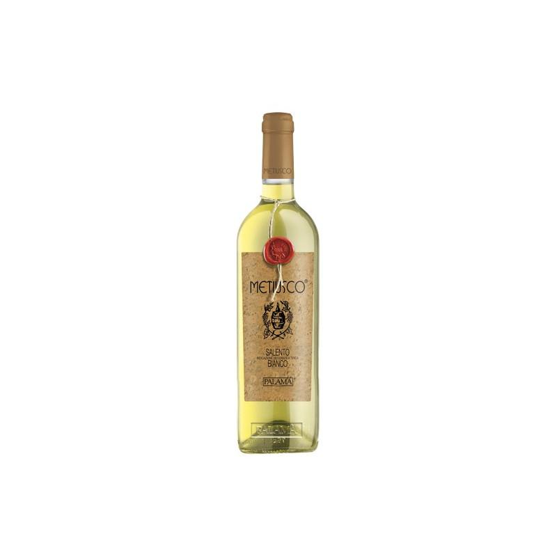 Vin Blanc Metiusco, Palama