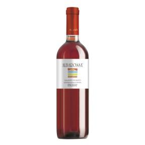 Albarossa Salento IGP rose wine, Palama