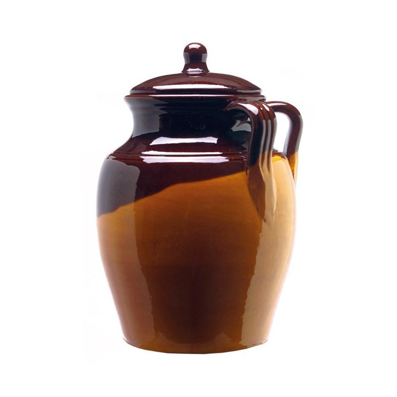 """""""Pignata"""" clay pot"""