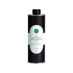Olio di oliva extravergine biologico pugliese