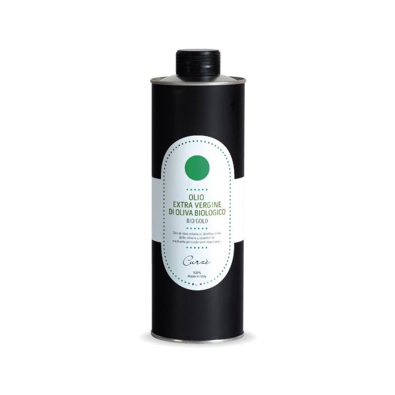 Huile d'olive extra vierge biologique