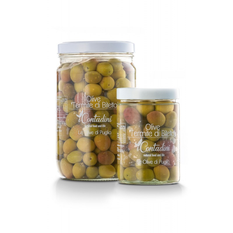Termite olives from Bitetto