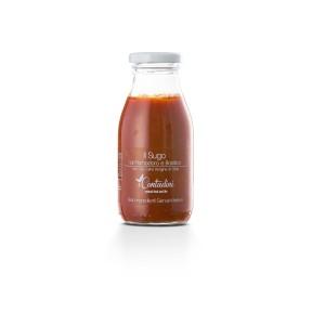 Sauce tomate et basilic maison 250 g