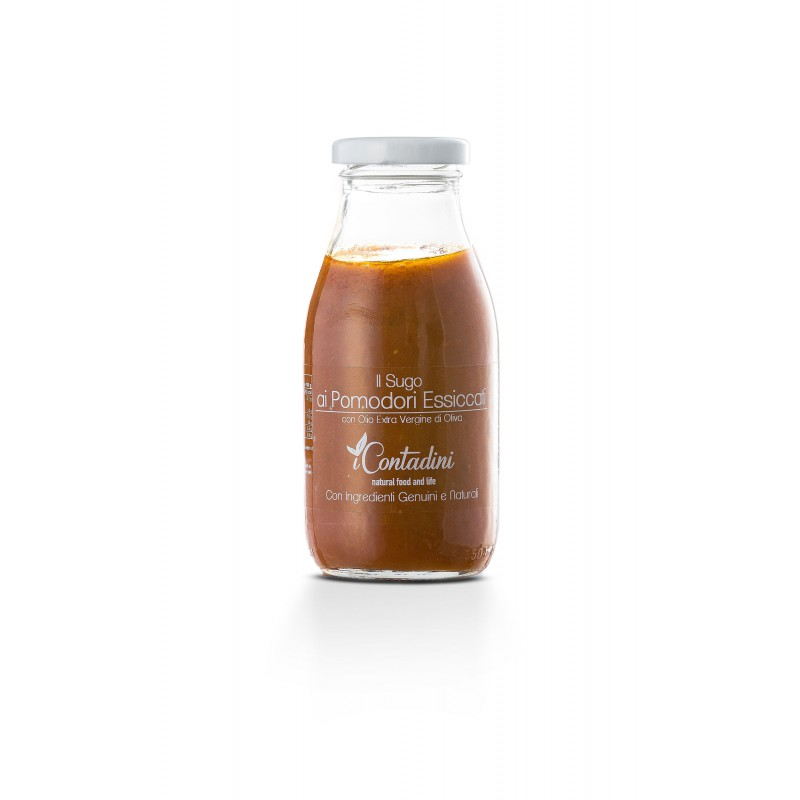 Sauce artisanale aux tomates séchées 250 g