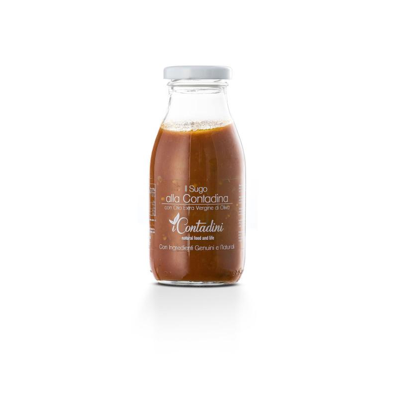 Sauce artisanale à la paysanne 250 g