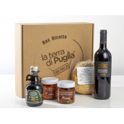 Box Recipe of the Salento Puccia