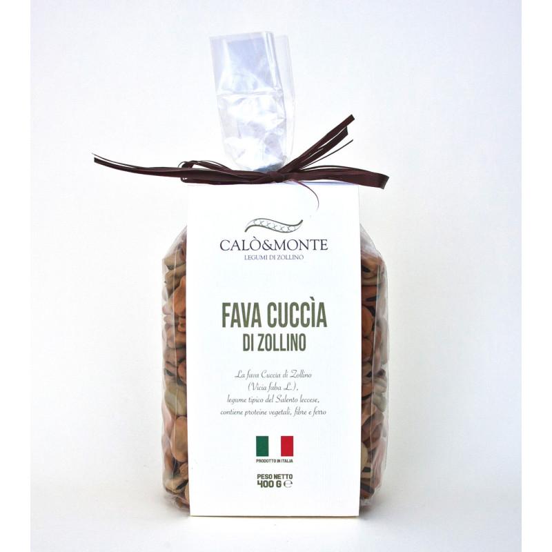 Fava cuccia of Zollino