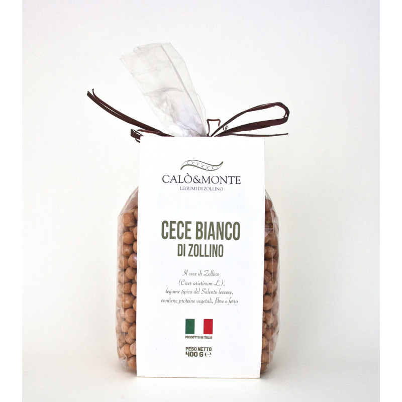 White chickpea from Zollino