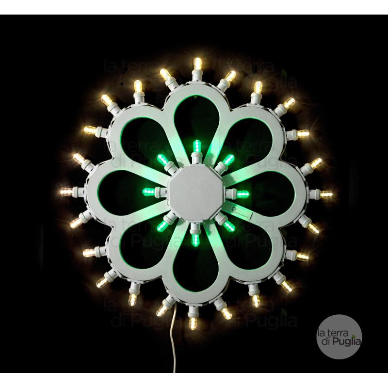 Luminaria Fiore intero margherita