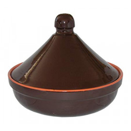 Tajine terracotta pot