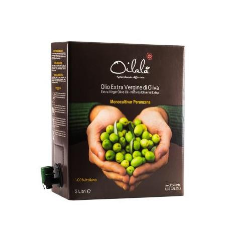 Huile d'olive extra vierge Peranzana