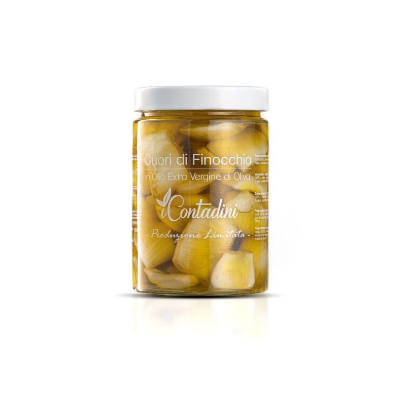 Cœurs de fenouil 230 g