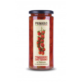 Natural organic datterino tomatoes 550gr