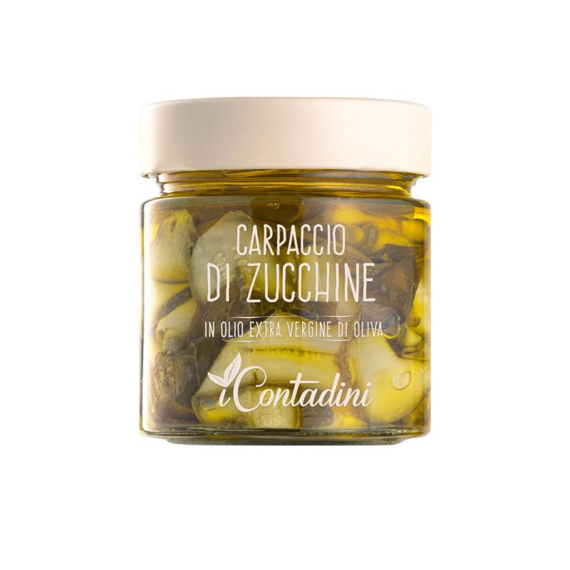 Zucchini-Carpaccio