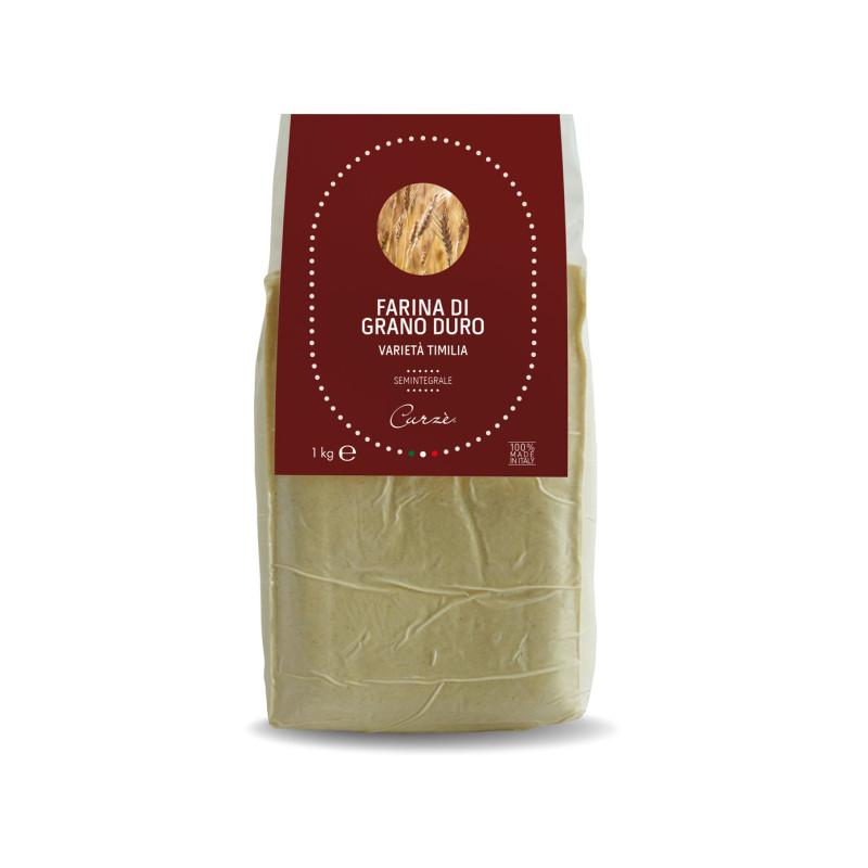 Organic wheat flour Saragolla 1kg
