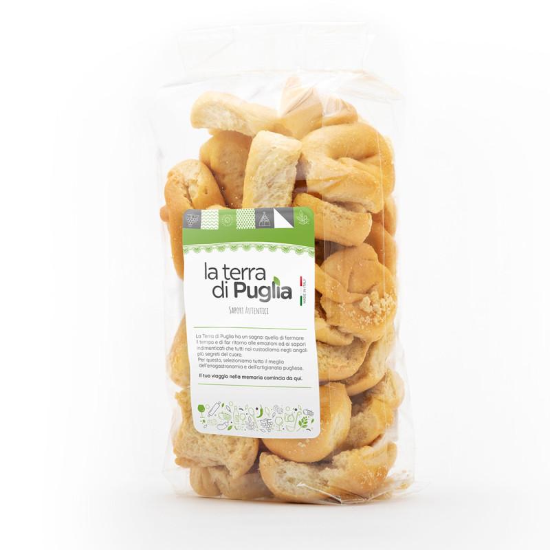 Olivenöl ,Frisa'-Snacks