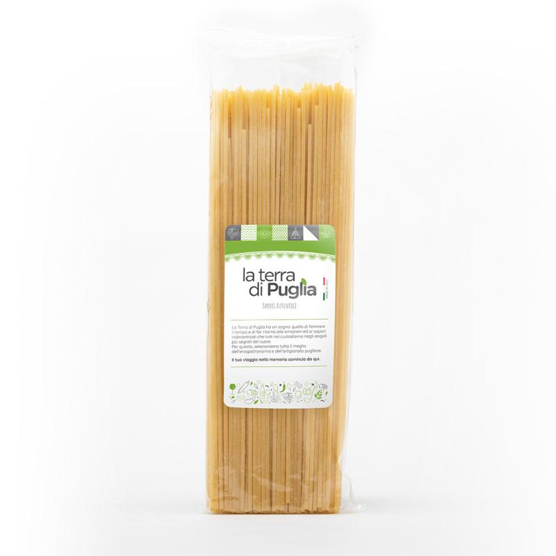 Spaghettoni di semola trafilati al bronzo