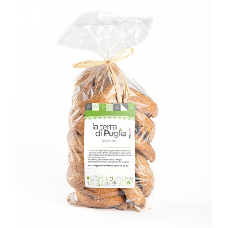 Barley Apulian Bread Frisa 500gr