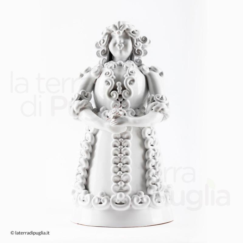 Handgemachte Keramikprinzessin