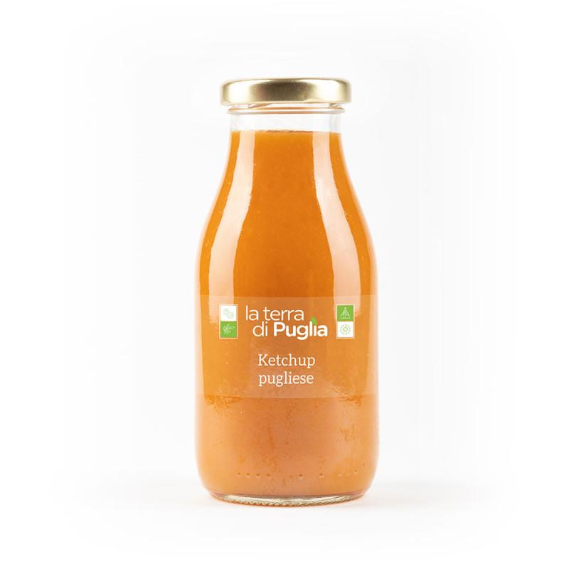 Apulischer gelber Ketchup