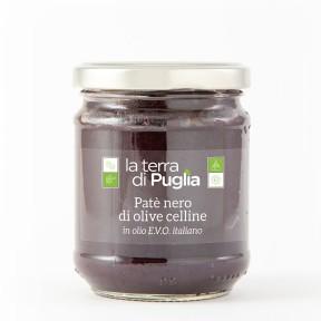 Patè di olive celline