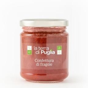 Apulian strawberry jam