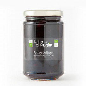 Celline Oliven mit Myrte