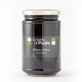 Olives cellines dénoyautées