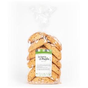 Biscotti della salute alle mandorle