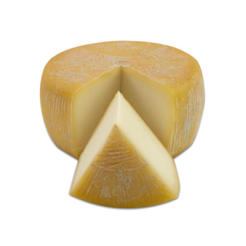 Soft pecorino table cheese