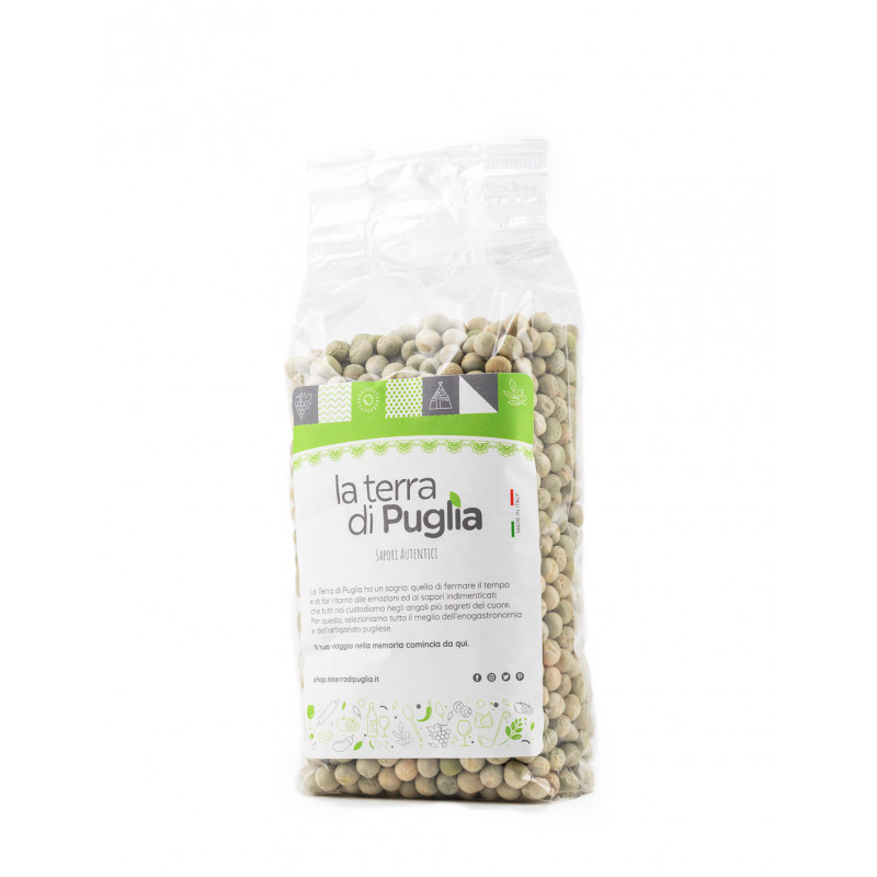 Apulian dried peas 500gr