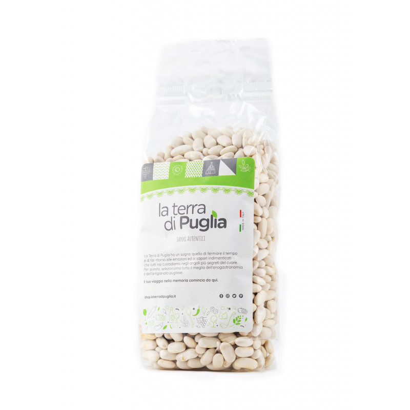 Beans from Puglia 500gr