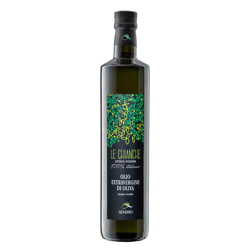 Le Chianche, Huile d'Olive Extra Vierge Fruité Intense