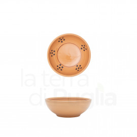 Little pottery bowl Brown
