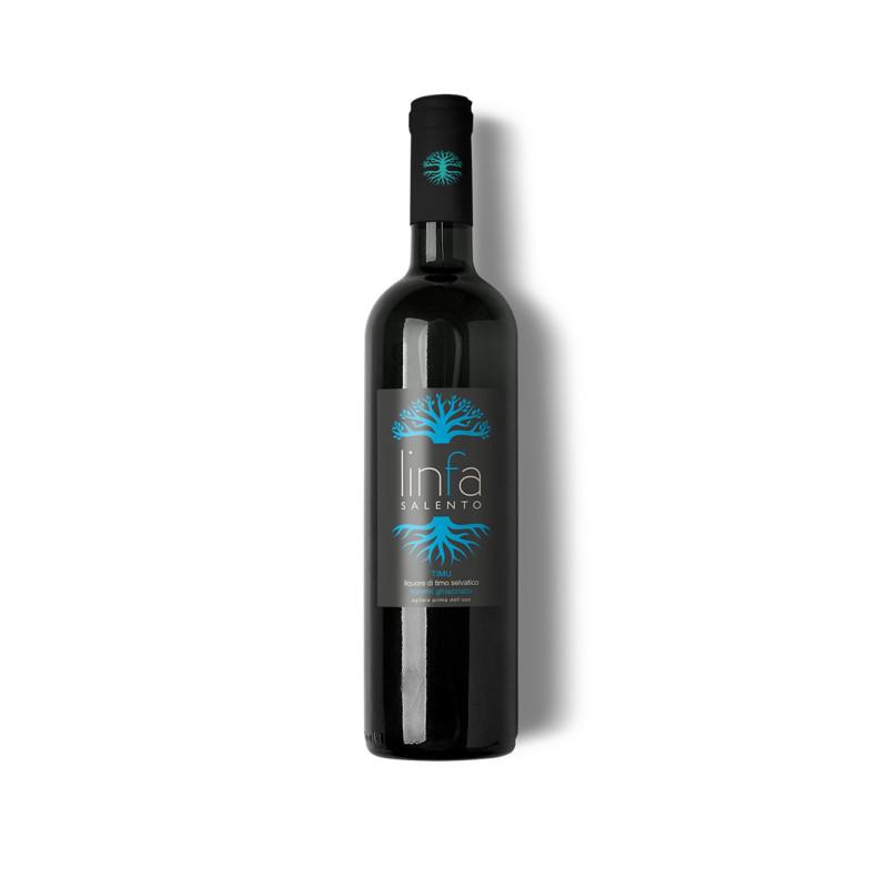 Lentimo, liqueur de thym et mastic sauvage