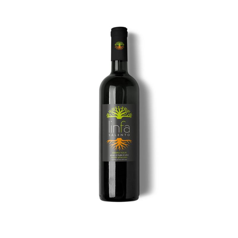 Vulia, liqueur de feuille d'olivier
