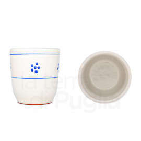 Bicchiere in Terracotta