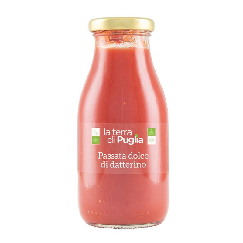 """La bio"" organic home made tomato sauce Datterino"