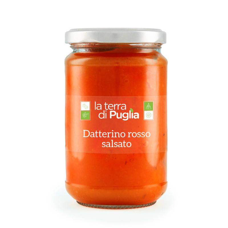 Sauce tomate Datterino