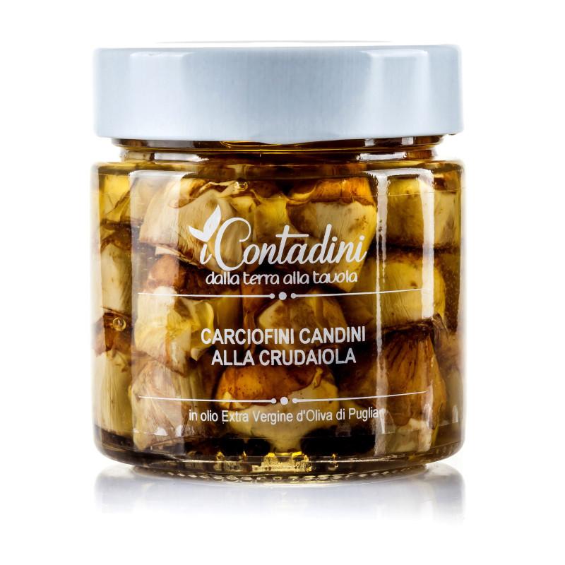 "Artichauts ""Crudaiola candini"""