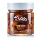 """Leccine"" red olives"