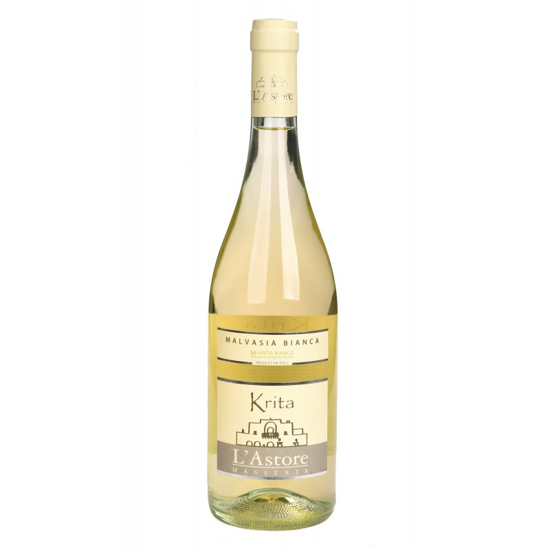 Krita, vin blanc biologique de Malvasia Blanc