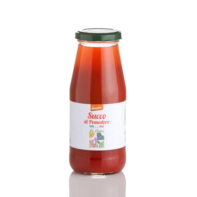 Succo di pomodoro 430ml, agricoltura biodinamica
