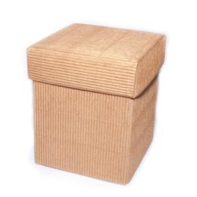 Schachtel für ,Pumi' und Glücksbringer