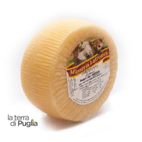 Caciotta Apulian Cheese