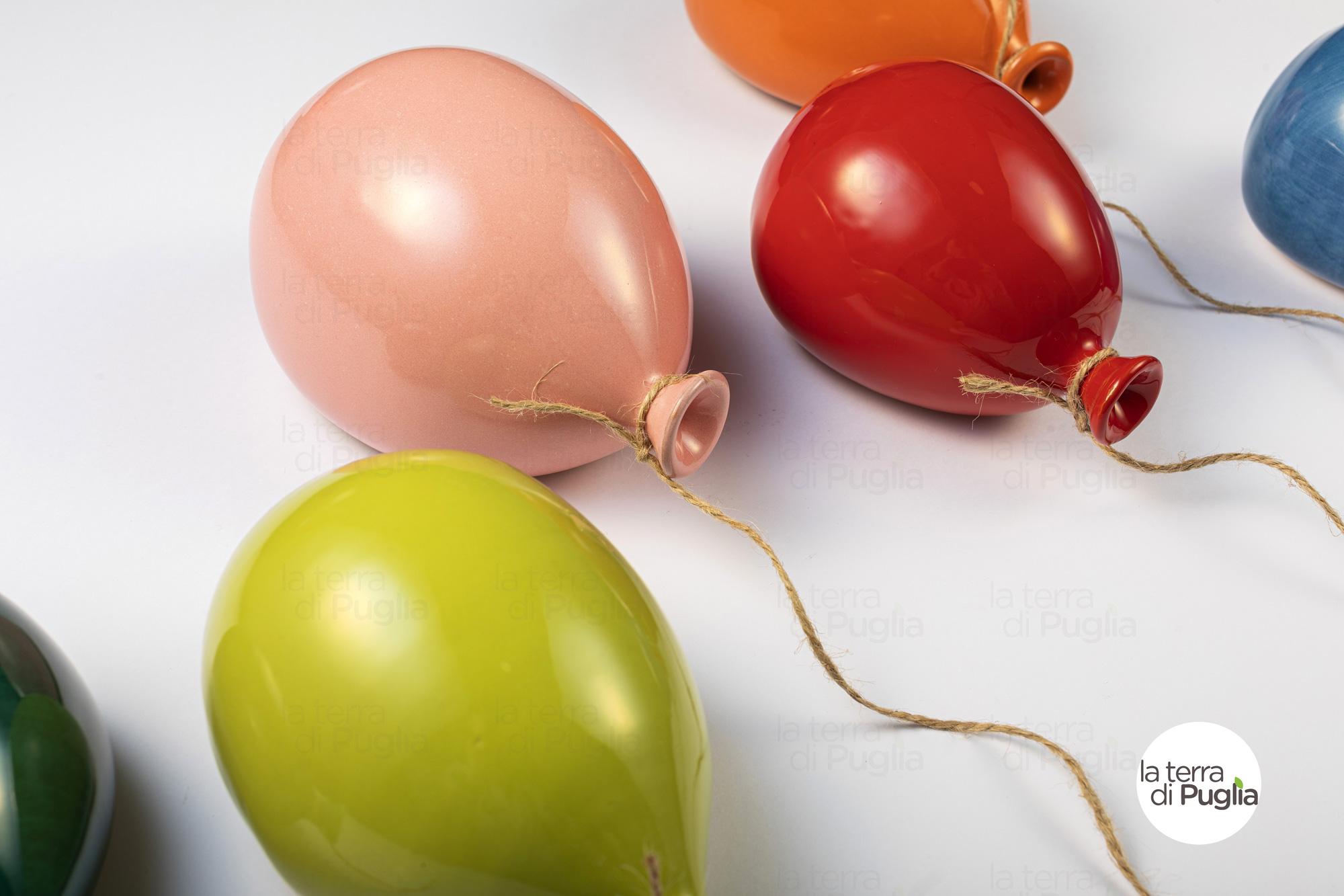 palloncini ceramica puglia e salento